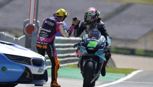 MotoGP Gallery: All The Best Shots from Rd3 at Portimao