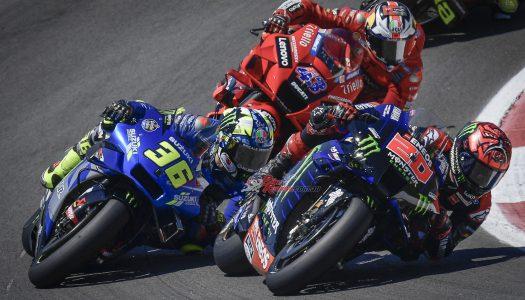MotoGP: Sunday race reports from Portimao