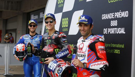 MotoGP: Saturday Reports & Results from Portimao