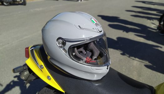 Gear Review: AGV K6 & Macna Chicane Gloves, First Impressions
