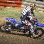 Dramatic Day For WBR Yamaha at Pro MX Round, Canberra