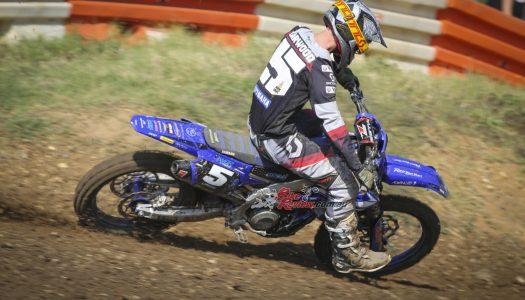 Dramatic Day For WBR Yamaha at Pro MX Round, Canberra