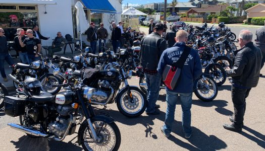 Events: Royal Enfield NSW Social Ride