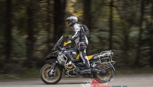 Video Review: BMW R 1250 GS Adventure 40 Years GS Edition