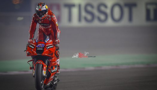 MotoGP: Rd2, Day 1 TISSOT Grand Prix of Doha results and reports