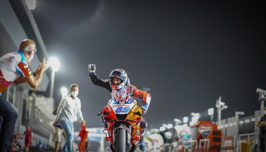 MotoGP Doha Rd2: Saturday Qualifying from all classes