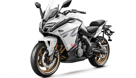 CFMOTO release two new colour schemes for 650GT