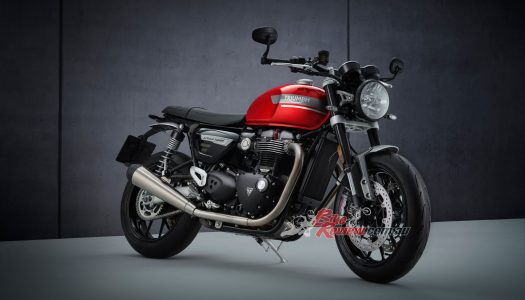 Updated Model: 2021 Triumph Speed Twin