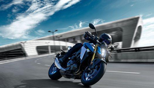 Updated Model: 2022 Suzuki GSX-S1000, major upgrades throughout