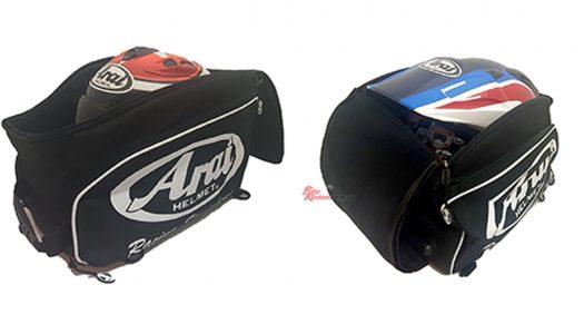 New Product: Arai Helmet Bags