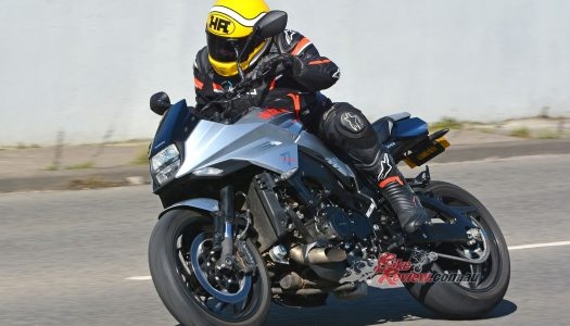 Custom Ride: 260HP Big CC Racing Turbo Suzuki KATANA