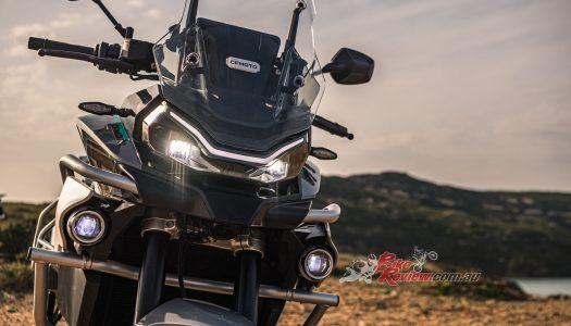 New Model: 2021 CFMOTO 800MT Adventure!