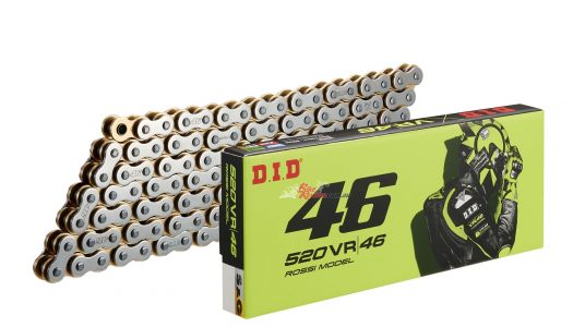New Products: VR46 Signature D.I.D Chain