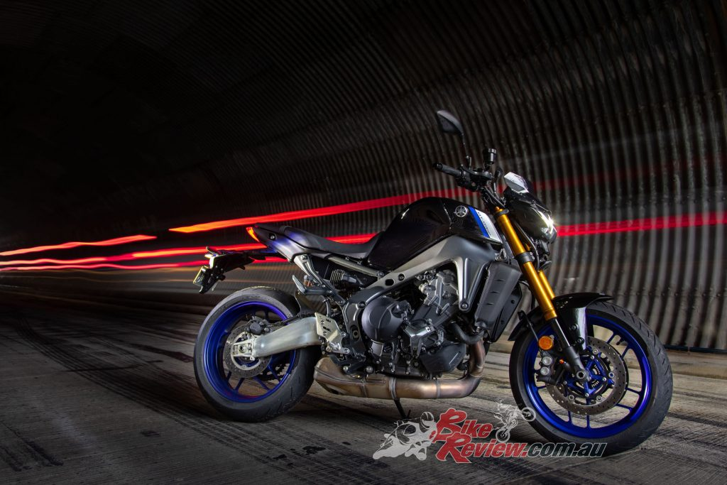 What a gorgeous bike the new MT-09SP is. And what a cracking shot by iKapture... Nice poster for the shed I reckon.