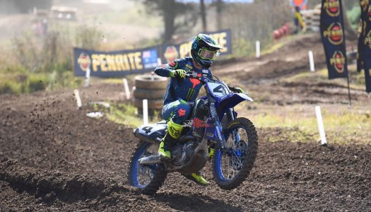 Clout Bounces Back To Win Canberra Pro MX MX1