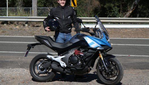 Staff Bike: Project CFMOTO 650MT, Nick's New Ride!