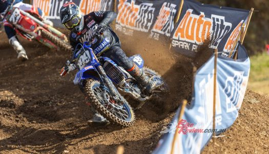 Serco Yamaha Overcome Issues During Rd2 of Pro MX