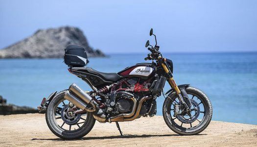 Ventura Bike-Pack now available for 2019-2021 Indian FTR