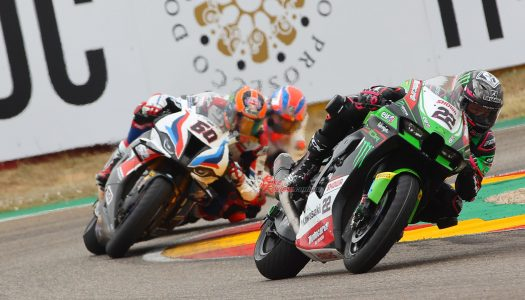 WSBK Gallery: All the Best Shots From RD 1 at Aragon