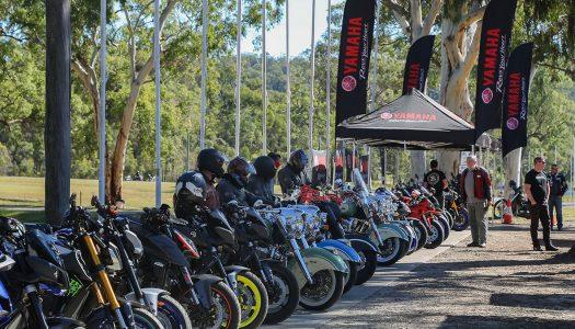 2021 Yamaha MT Range Showcase at Grey Gum Cafe
