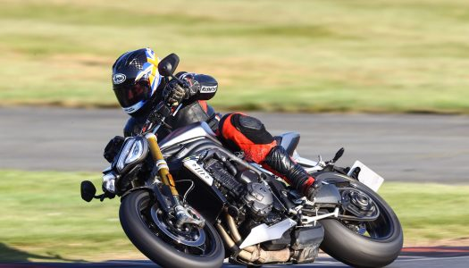 Review: 2021 Triumph Speed Triple 1200 RS