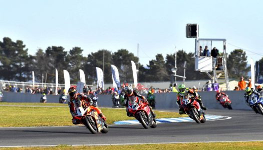 ASBK Reset Calendar For An Exciting Conclusion To 2021
