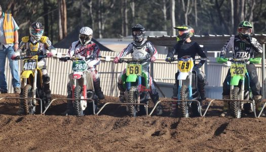 Australian Classic and Post Classic Motocross Championships Cancelled