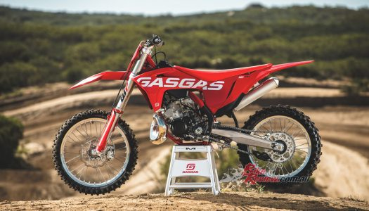 GasGas Expand Their Motocross Line-up for 2022