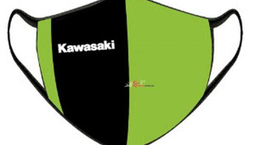 Kawasaki Face Masks Back In Stock For Just $9.99