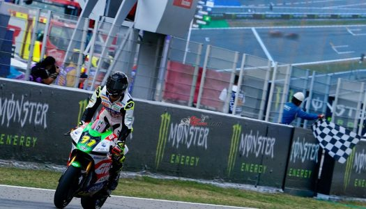 MotoE: Rookie Miquel Pons wins in Catalunya