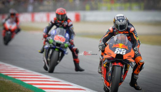 MotoGP Gallery: All The Best Shots From RD 7 at Catalunya