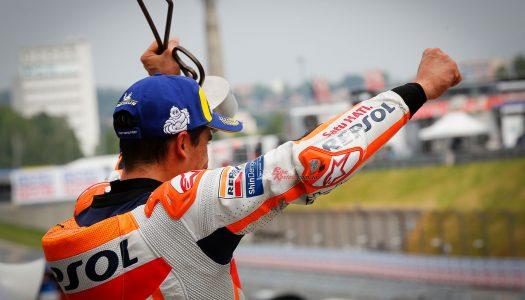 MotoGP Gallery: All The Best Shot From RD7 at Sachsenring