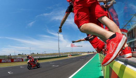 WorldSBK: Race Report from RD3, Misano Circuit Marco Simoncelli