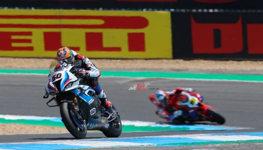 WorldSBK: Race Report from Rd 2 at Estoril