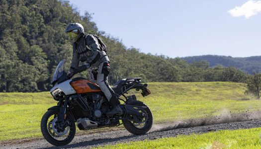 Launch: Harley-Davidson Pan America 1250 Special