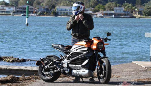 Staff Bikes: BikeReview LiveWire, Jeff's first fuel free month!