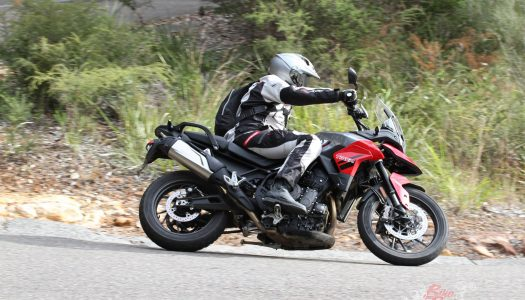 Review: 2021 Triumph Tiger 850 Sport