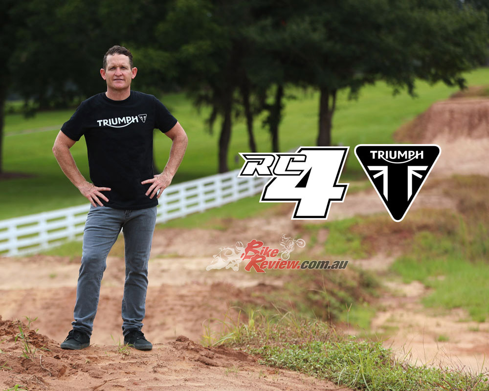 Ricky Carmichael is the greatest motocross racer of all time.