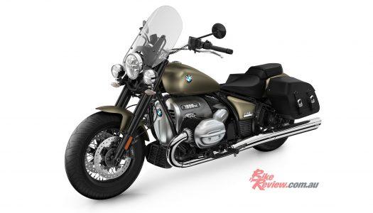 Model Updates: 2022 BMW Motorrad Range Updates