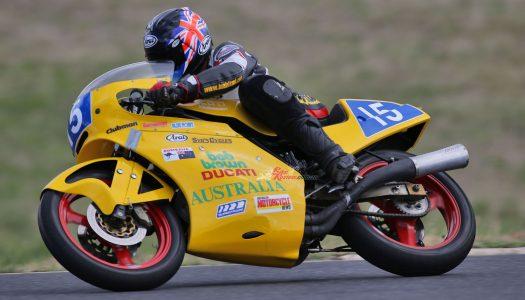 Throwback Thursday: Bob Brown Ducati 851 F1 Pantah