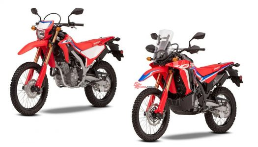 New Products: DNA High Performance Airfilter For Honda CRF300L
