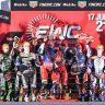 Victory For F.C.C TSR Honda France At Estoril