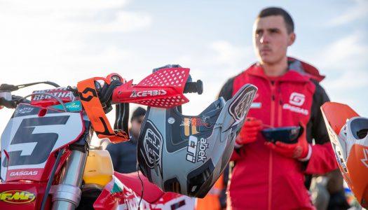 GasGas rider Semmens claims Hattah Desert Race 450 class Win