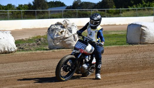 Josh Farrell Brings Home A Podium For Royal Enfield
