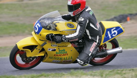 Interview: Kevin Magee on the Bob Brown Ducati