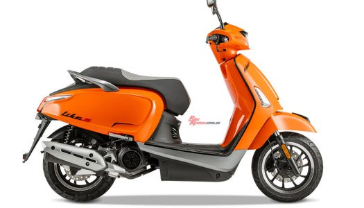 Kymco Announce Their New 2021 Like 150 S Scooter, $4990 + ORC