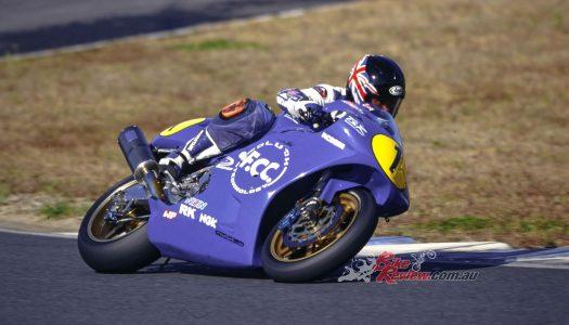 Throwback Thursday: TSR Honda AC90M X-Formula Endurance Racer