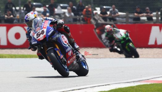 WorldSBK: Race Reports From RD4 At Donington Park, England