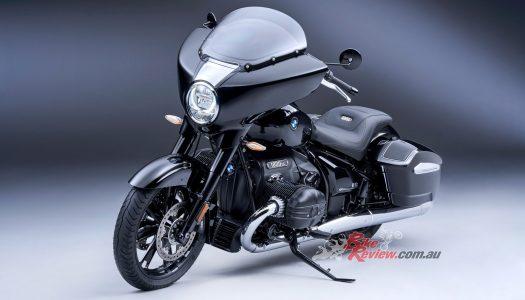 2021 BMW R 18 Transcontinental & R 18 B Announced