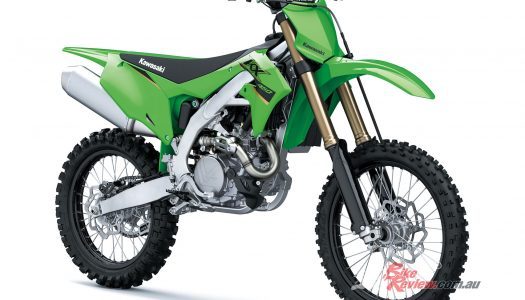 Model Update: 2022 Kawasaki KX450 Lands In Australia